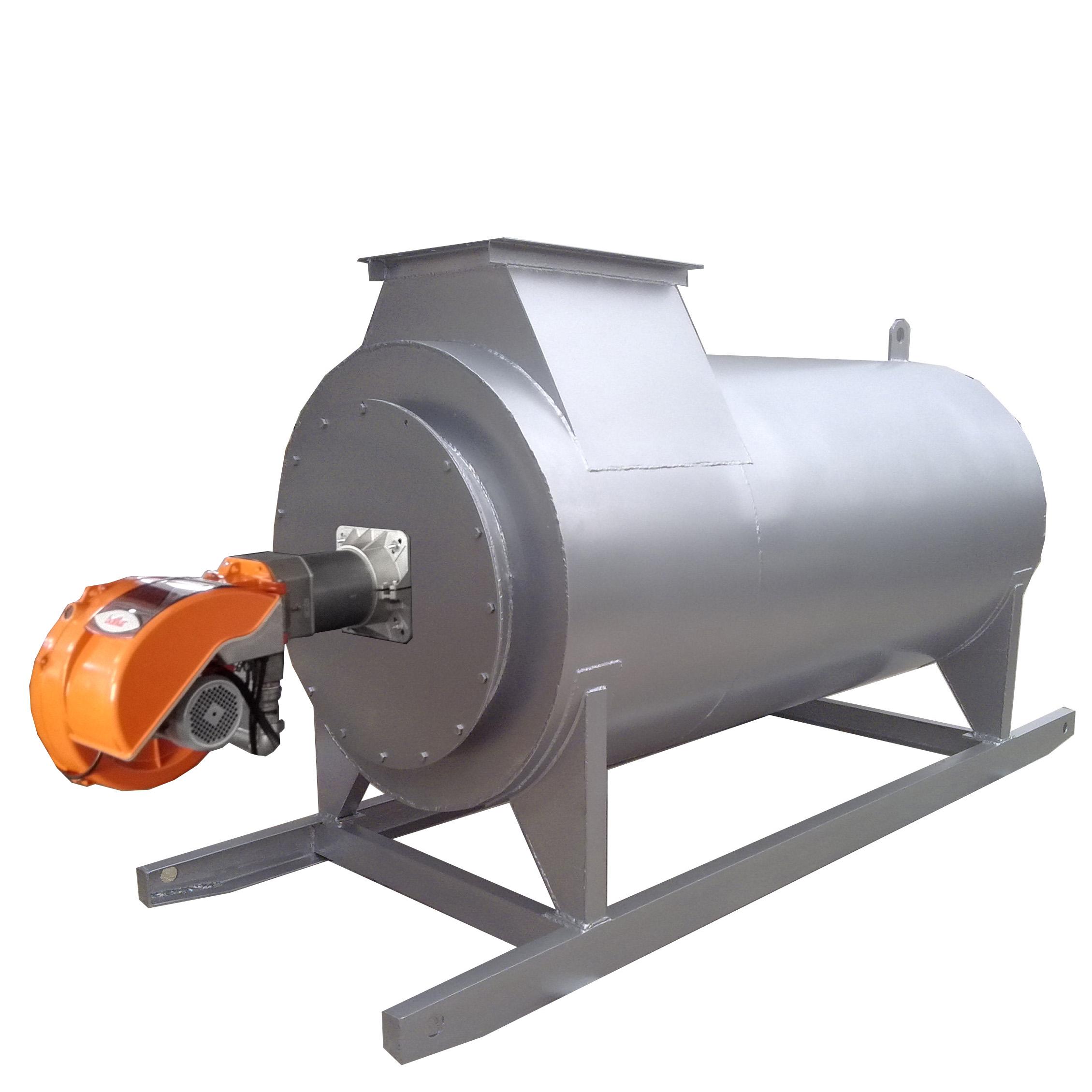 燃油气直接式热风炉