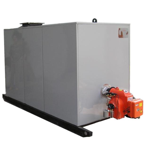 燃气间接式热风炉