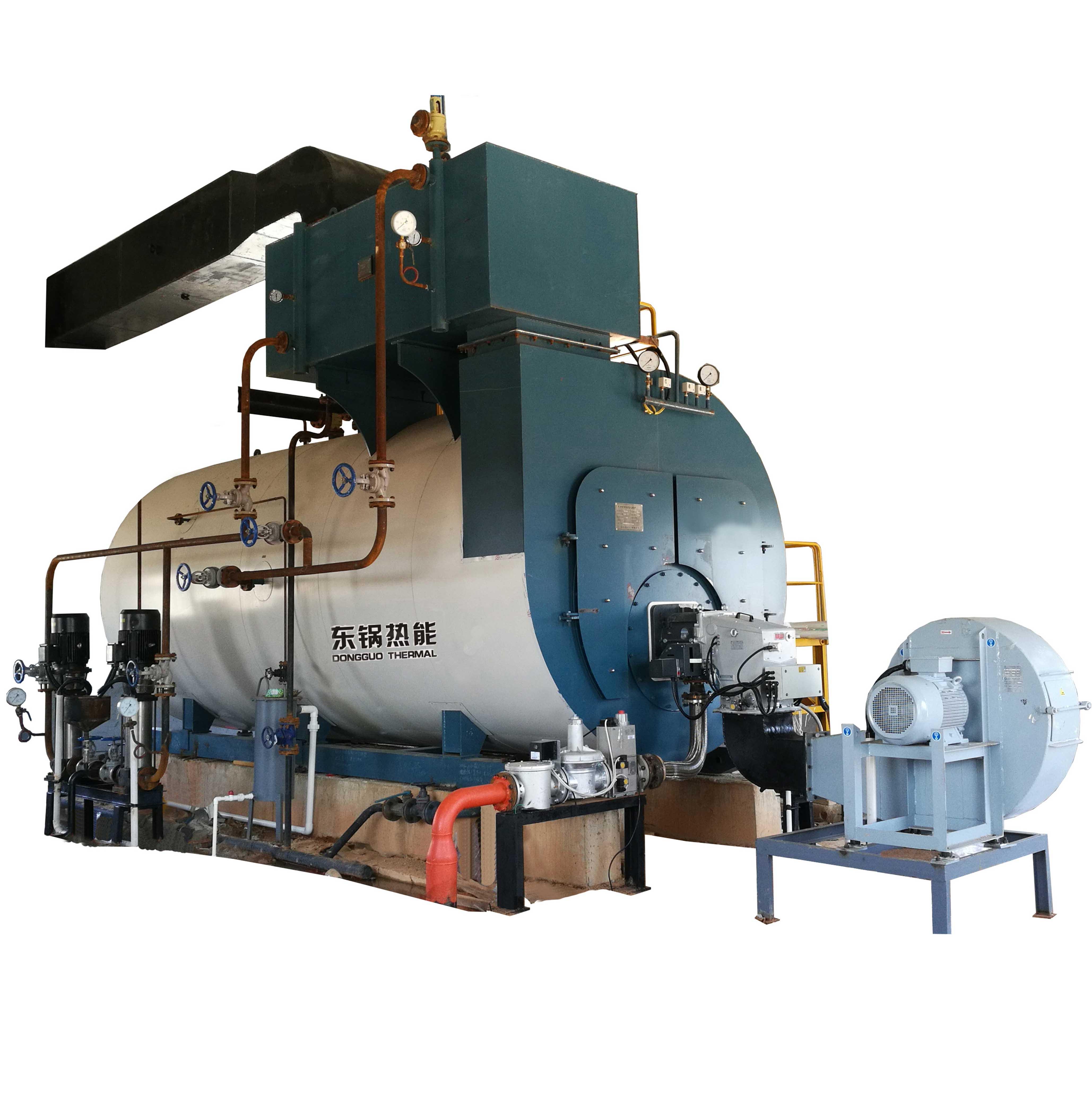燃油(气)冷凝式蒸汽锅炉