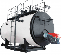 卧式燃油气蒸汽锅炉