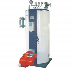 立式燃油气蒸汽锅炉