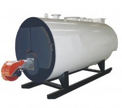 卧式燃油气热水锅炉